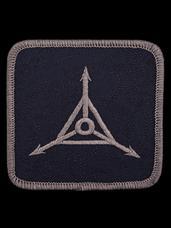 Topo Logo Patch