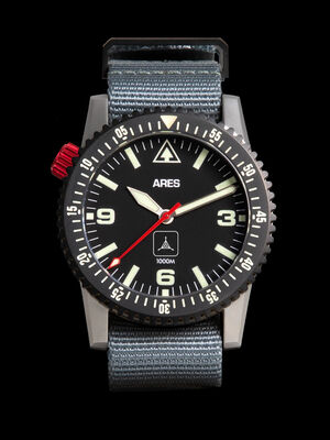 Ares DIVER-1 TAD Edition