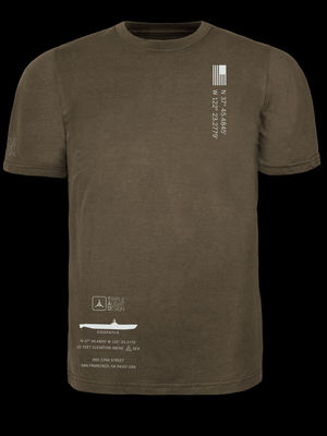 Dogpatch Base Datum T-Shirt