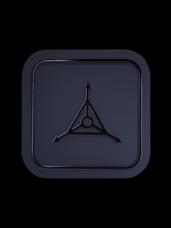 Grille Badge Logo