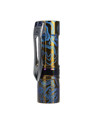 Barrel Mod 10-1 Milled TAD Edition Bronzed/Blue Topo