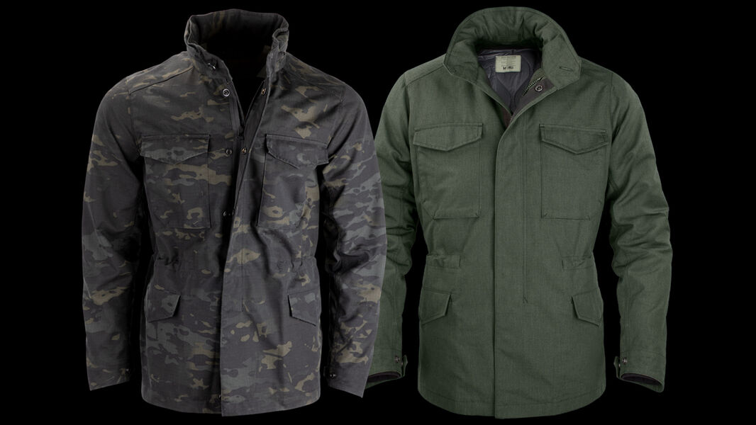 Introducing : M-65 RS Field Jacket