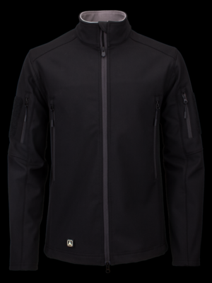 Armory : Stealth Jacket : Black - Patch