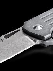 Burke Knives Hitman Stubby TAD Edition