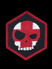 Cross Hex Patch