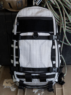 FAST Pack EDC SE : D40X Silver