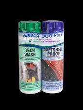NIKWAX Softshell DUO-Pack