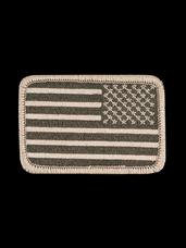 US Flag Reversed Patch