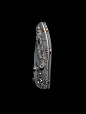 Hinderer Compact Dauntless Hardware Kit