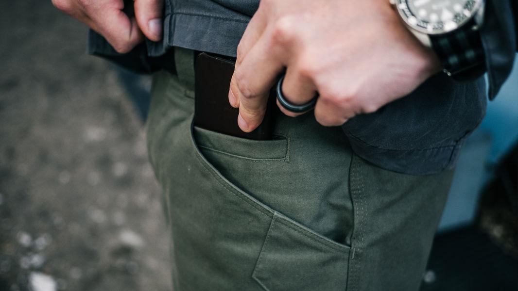 Pocketing