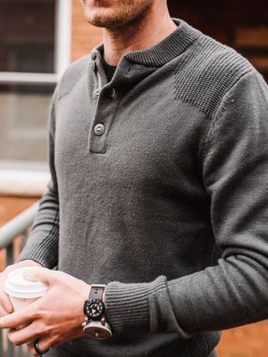Journeyman Sweater