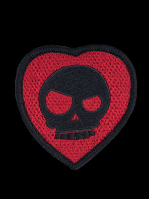 Bloody Valentine Patch