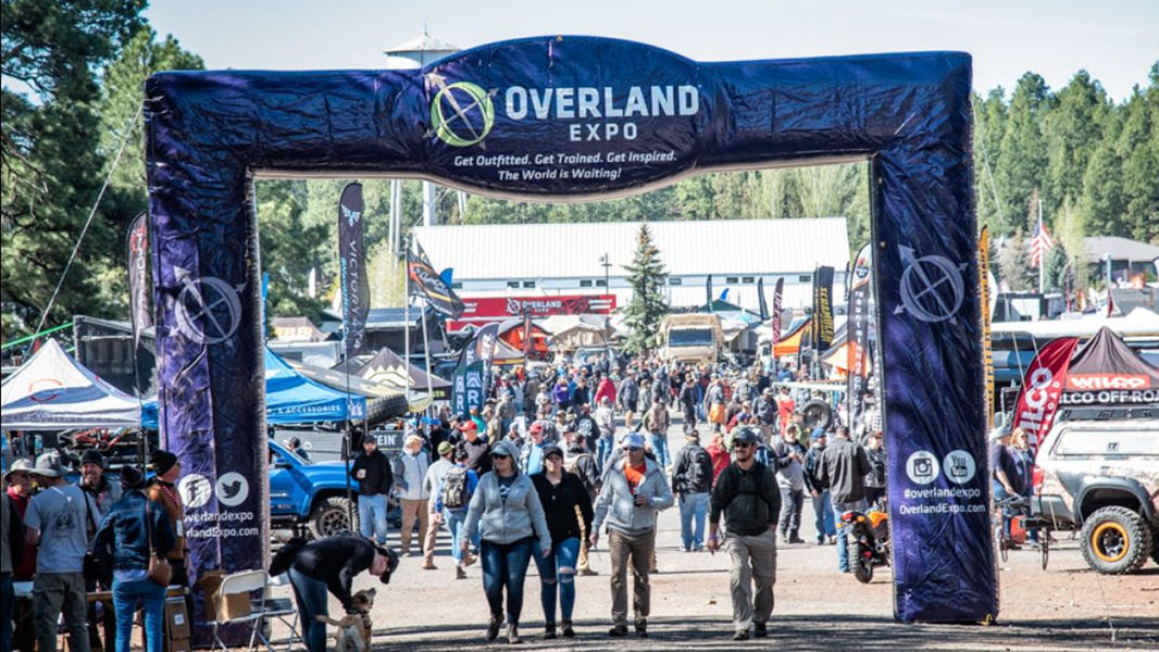 """This year marked the largest Overland Expo yet"