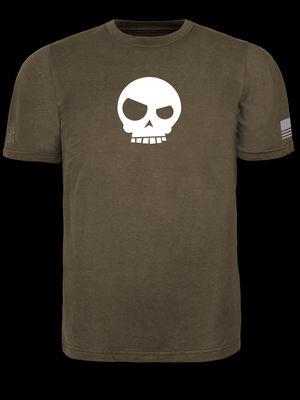 Mean T-Skull T-Shirt