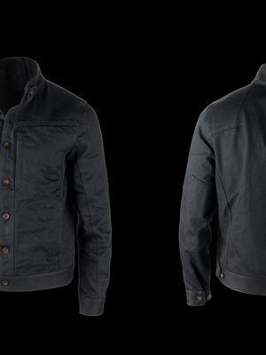 Interval SD Jacket Kuroki Mills Edition