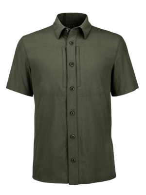 Latitude Field Shirt Short Sleeve