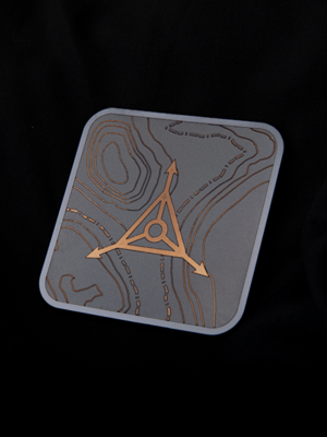 TITANIUM PATCH 2""