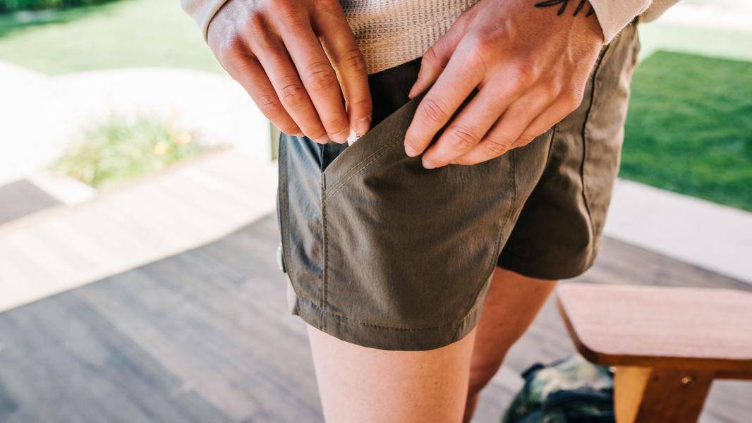 Chapstick Pocket