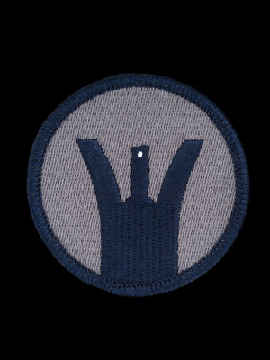 Front Sight M4 Patch