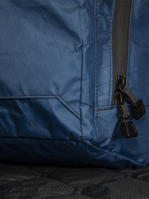 Axiom 24 Pack SE : Blue/Brindle