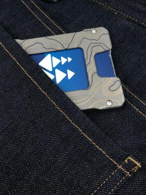 Matrix Card Holder TAD Edition