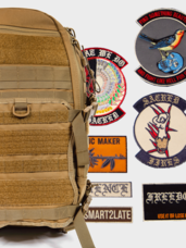 Scott Campbell Collection : FAST Pack Litespeed