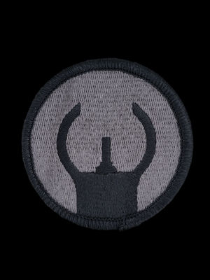 Front Sight AK Patch