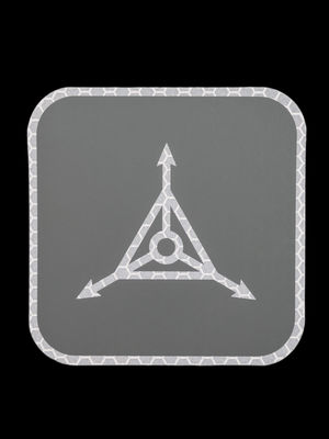 Logo SOLAS Patch