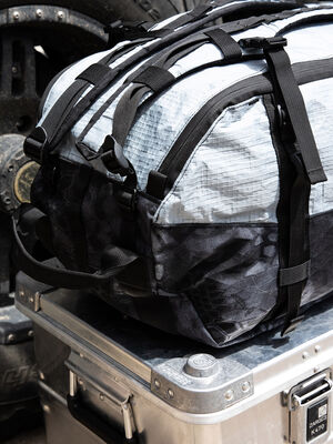 Axis Expedition Duffel SE : 70D RS Spectra Scrim/Typhon