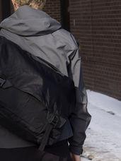 Parallax Messenger Bag