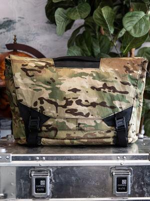 Parallax Messenger Bag 15L SE : Multicam