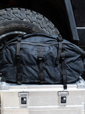 Axis Expedition Duffel SE : Waxed Cotton