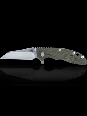 Hinderer Knives XM18 Wharncliffe TAD Edition