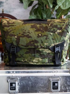 Parallax Messenger Bag 15L SE : Multicam Tropic