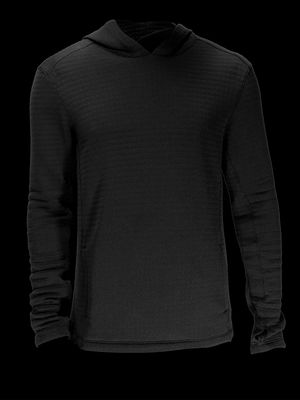 Armory : Flux Hoodie Prototype 2 : Black : M