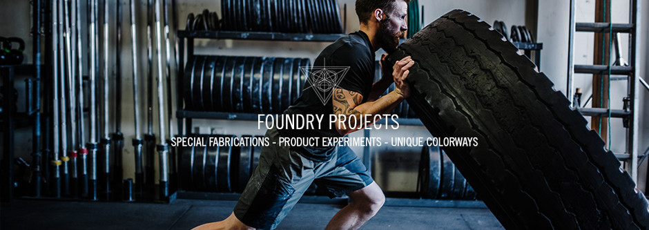 Foundry Projects