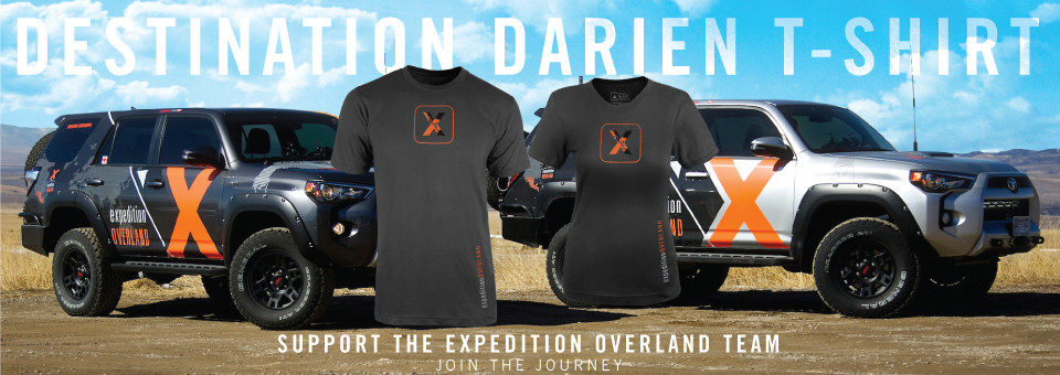 Destination Darien T-Shirt
