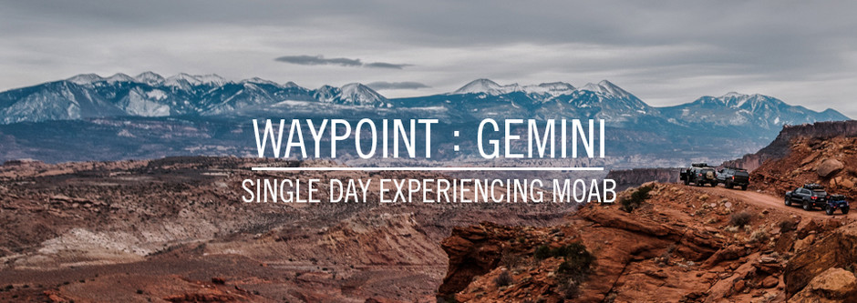 Waypoint: Gemini