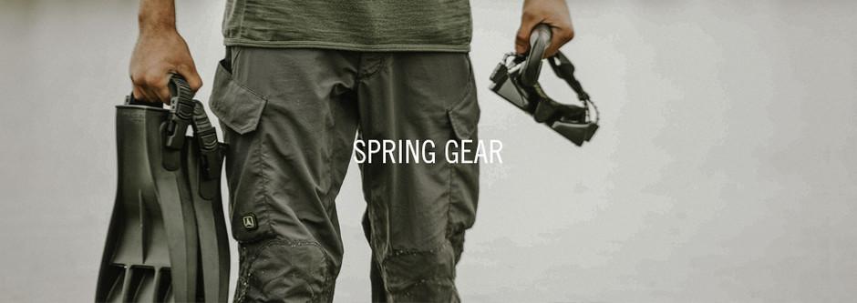 Spring Gear